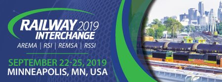Meet us at Railway Interchange 2019